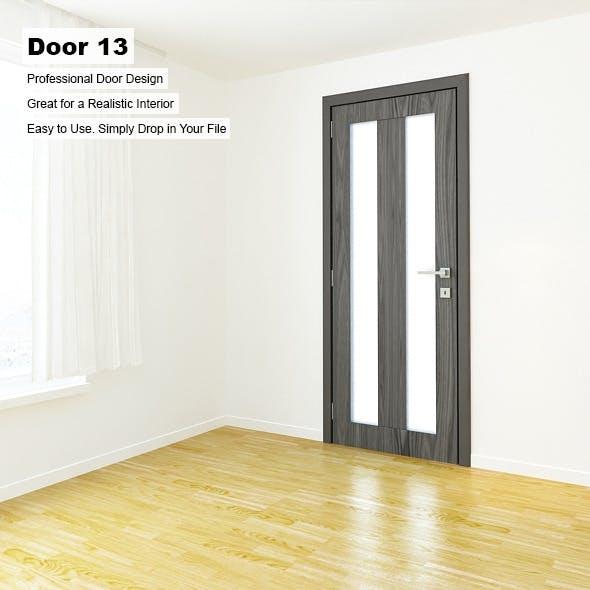 Door 13 - 3DOcean Item for Sale