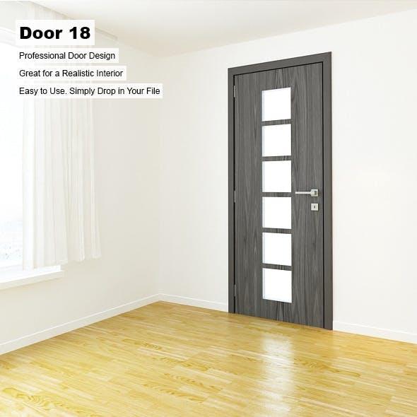 Door 18 - 3DOcean Item for Sale