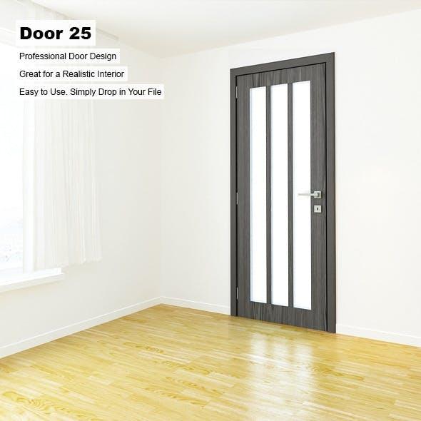 Door 25 - 3DOcean Item for Sale