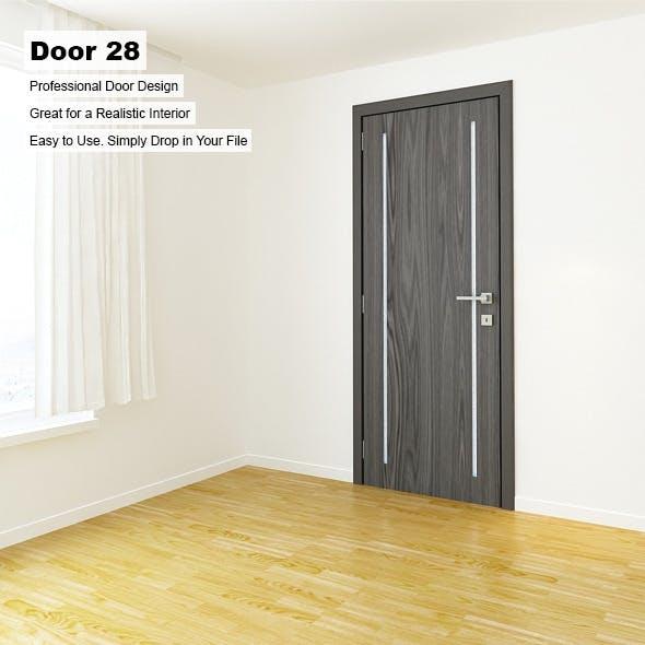 Door 28 - 3DOcean Item for Sale