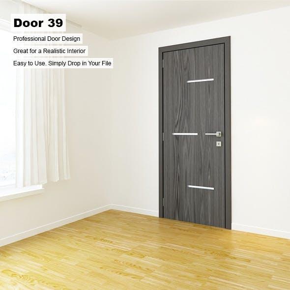 Door 39 - 3DOcean Item for Sale