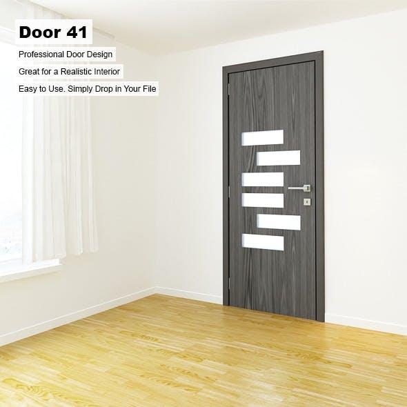 Door 41 - 3DOcean Item for Sale