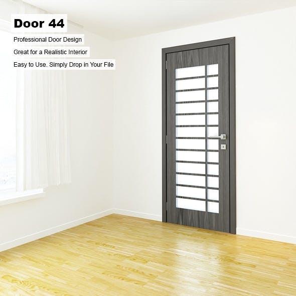 Door 44 - 3DOcean Item for Sale