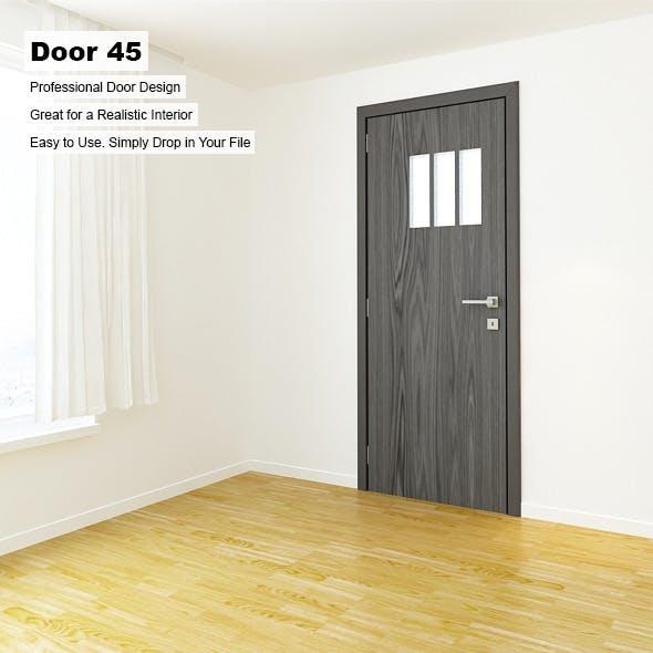 Door 45