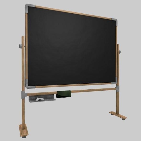 Old School Board - 3DOcean Item for Sale
